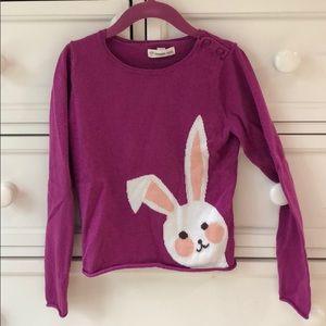 Tucker + Tate bunny 🐰 sweater
